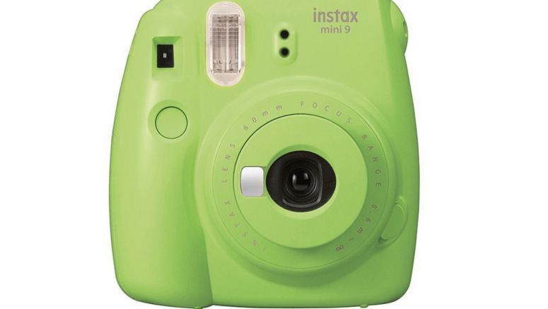 Fujifilm Instax Mini 9 dispatches with selfie mirror and close-up focal point attachment