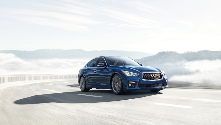 Infiniti continues global momentum while posting record February sales