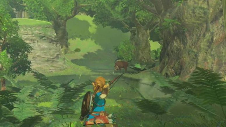 Zelda's Breath of the Wild Has Almost One-To-One Attach Rate