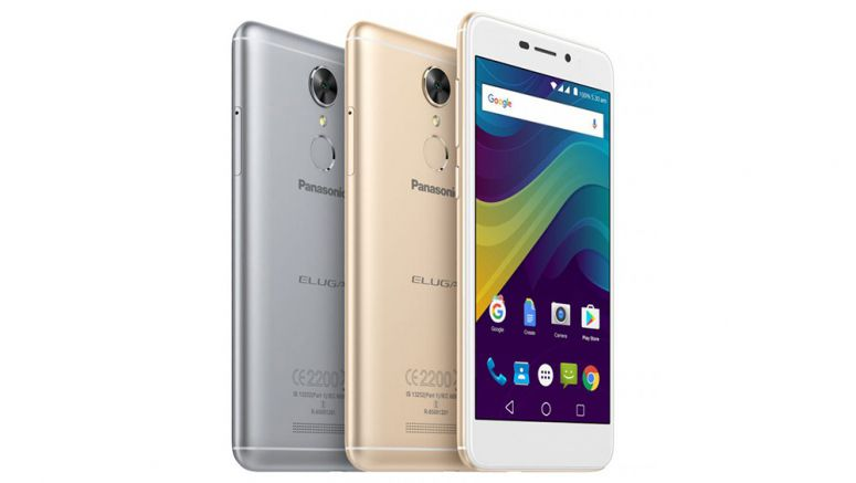 Panasonic Eluga Pulse 4G LTE-Enabled Android 6.0 Smartphone