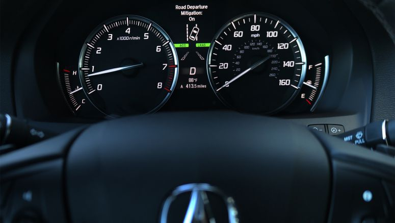 100,000+ Acura Vehicles on the Road Now Feature AcuraWatch, Driver Assistive