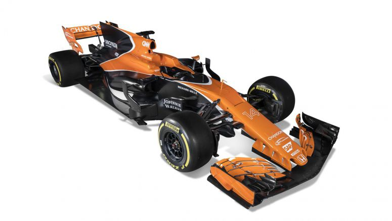 McLaren's F1 Team Went Through Five Honda Engines In Four Day Test