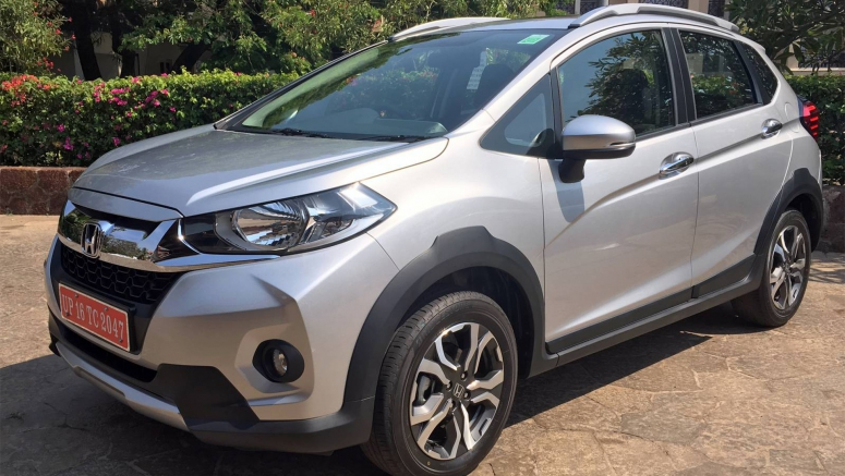 New Honda WR-V Wants To Conquer India's Small Crossover Market As Well