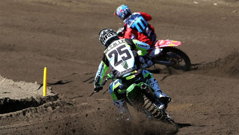 Kawasaki: Clement Desalle Maintains His Title Challenge