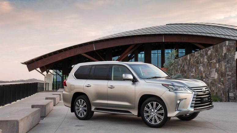 Lexus Posts Record February SUV Sales 2017