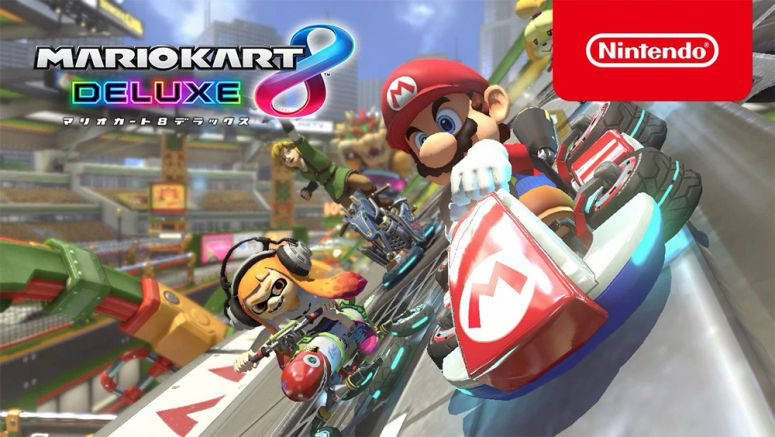 Mario Kart 8 Deluxe Detailed In New Overview Trailer
