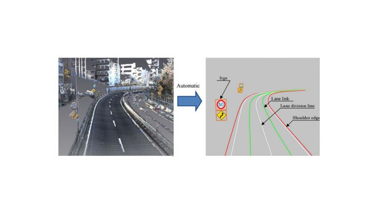 Mitsubishi Electric's Mobile Mapping System and AI to rush self-ruling driving