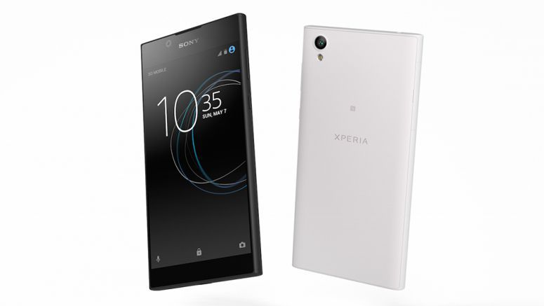 Update: Sony Officially Introduces Xperia L1 with 5.5-Inch Display and 2GB RAM
