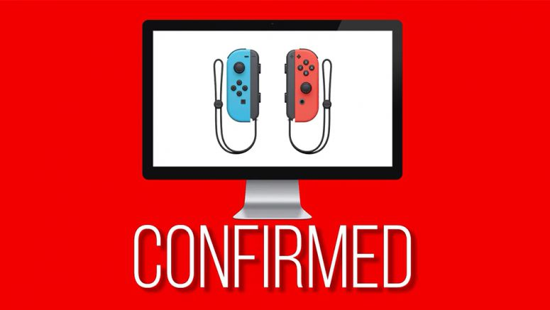 Nintendo Switch Joy-Con Controllers Work With Mac And PC
