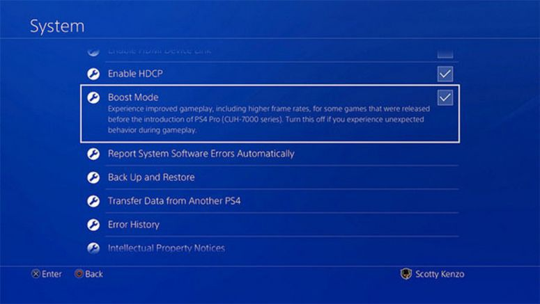 Sony: PS4 System Software Version 4.50 Release Due Tomorrow