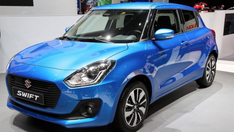 All-New Euro Spec 2017 Suzuki Swift Lands Quietly In Geneva