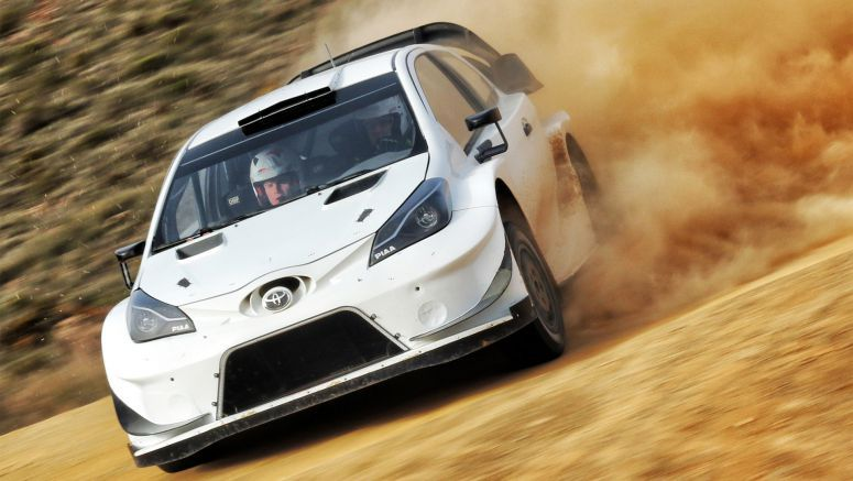 Toyota to Add Spice to Rally Mexico
