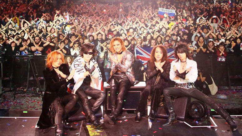 X Japan Shuts Down London For HMV Signing Event, Takes Top Spot On UK Rock Chart
