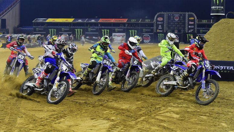Yamaha: Four More Days to Enter and Win a Dream Ride in The EMX125 Championship