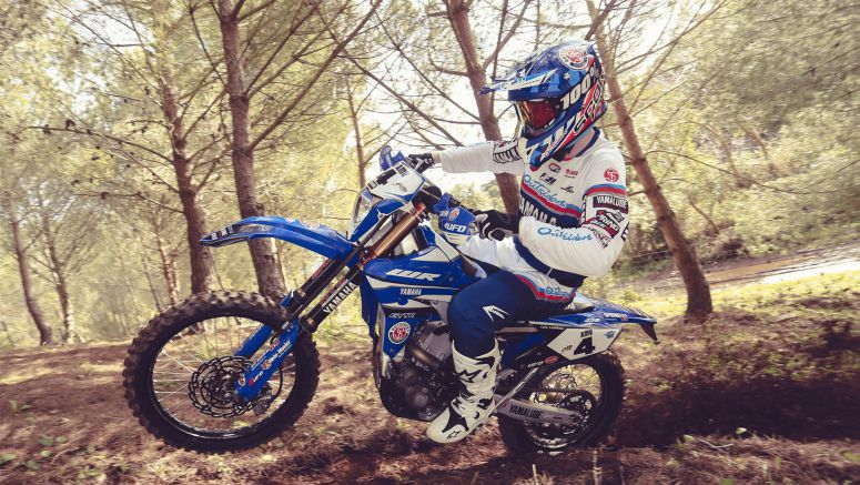 Outsiders Yamaha Official Enduro Team Gear Up For 2017 Enduro World Championship Opener