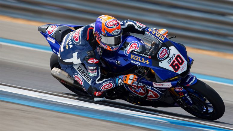 Pata Yamaha Riders Make Strong Early Progress In Thailand