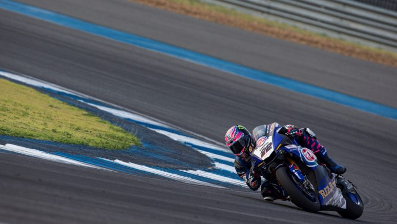 Fourth In Race Two Wraps up Thailand For Pata Yamaha And The YZF-R1