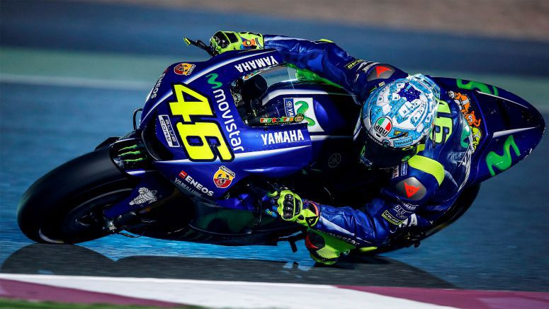 Solid Start for Movistar Yamaha at the Qatar Test