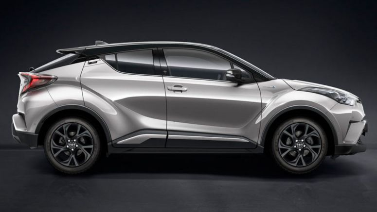Toyota C-HR Limited Edition Comes In Just 100 Units For The UK