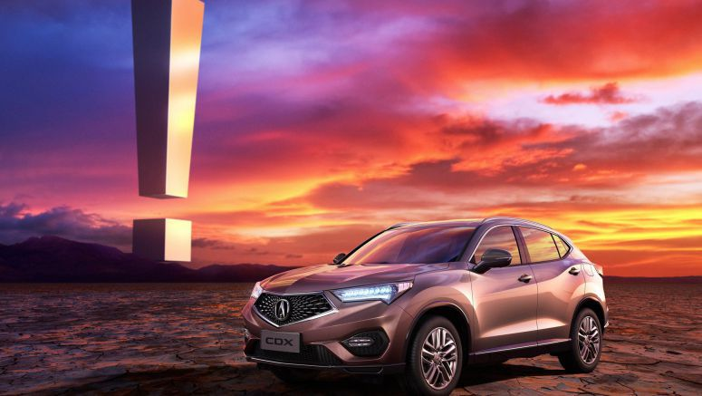Acura is Considering a Subcompact Crossover for the US Market