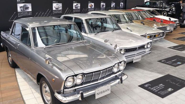Skyline car series turns 60