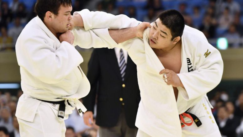 UPDATE1: Judo: Ojitani edges Wolf to defend national title