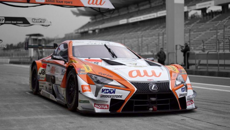 2017 Super GT Season Opens this Weekend with Six Lexus LC GT500 Teams