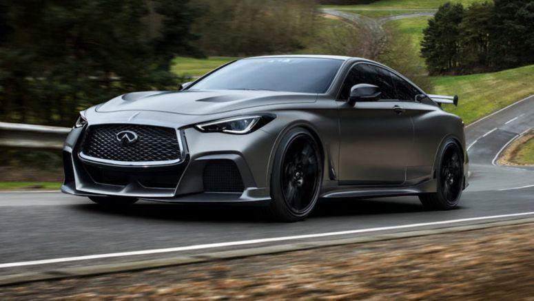 Infiniti Says Radical Q60 Project Black S Should Make Production