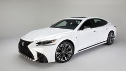 Trademark Application Hints at New Lexus LS F Sport Sedan