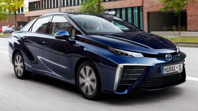 Toyota Shipping Two Mirai FCVs To China For Demonstration Tests