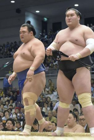 SUMO ABC (48) / Terunofuji misses a chance because of fear and doubt