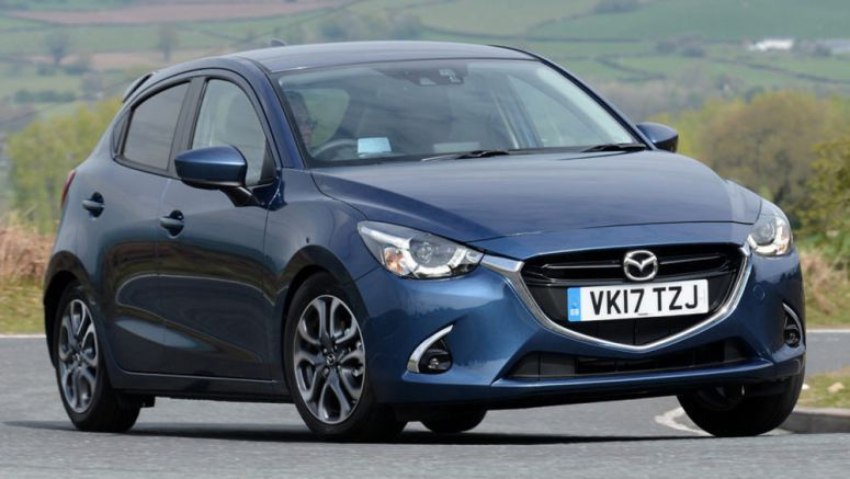Updated Mazda2 Adds Two New Models, Starts From £12,695 In UK