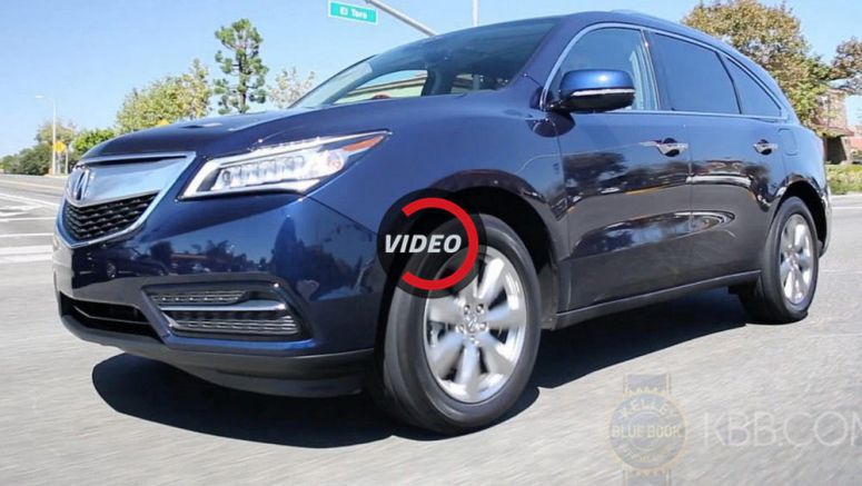 Here's What You Can Expect From An Acura MDX Long Term