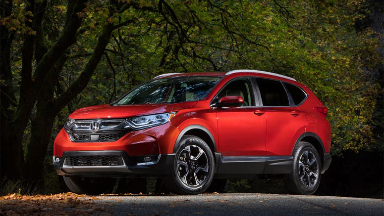 2017 Honda CR-V Takes Home AutoGuide.com Utility Vehicle of the Year Award