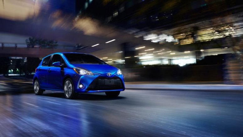2018 Toyota Yaris Gets Slight Price Bump