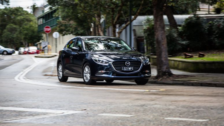 Is my new car economical? How does a Mazda 3 compare to other small cars?