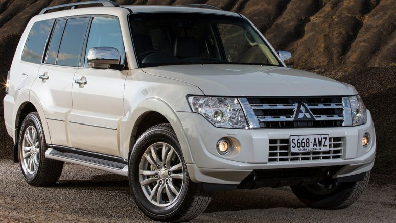 2010-2014 Mitsubishi Pajero recalled for Takata airbags: 20,000 vehicles affected
