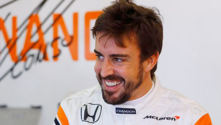 Alonso Says He Wants To Win The Triple Crown Of Motorsport