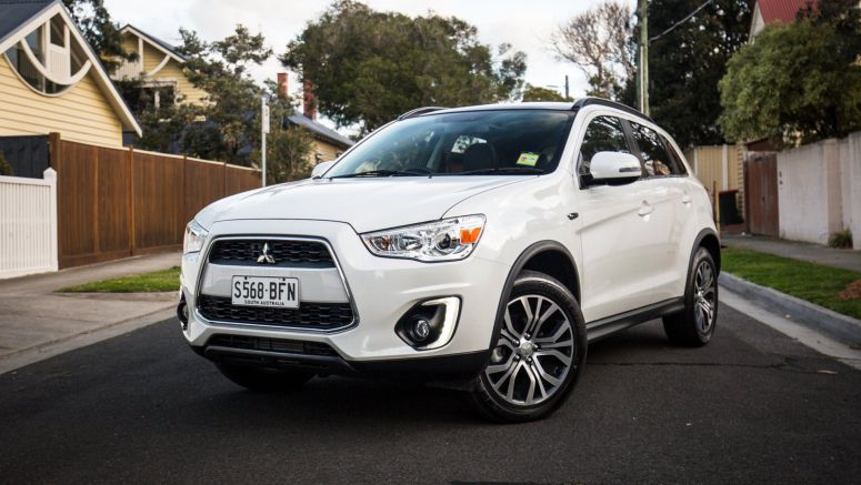 2016 Mitsubishi ASX, Outlander recalled for door latch fix: 19,000 vehicles affected