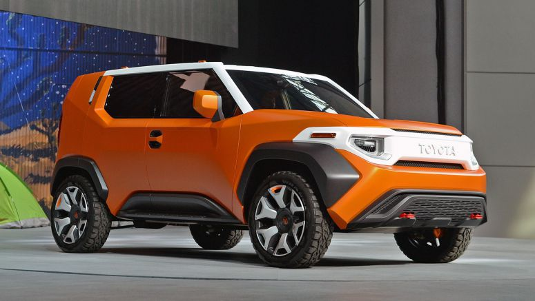 Toyota's FT-4X concept learned the wrong lessons from the Honda Element experiment