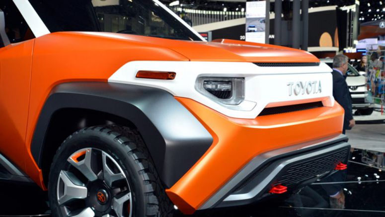Toyota FT-4X Is 75% Production Ready, Could Be Green Lighted