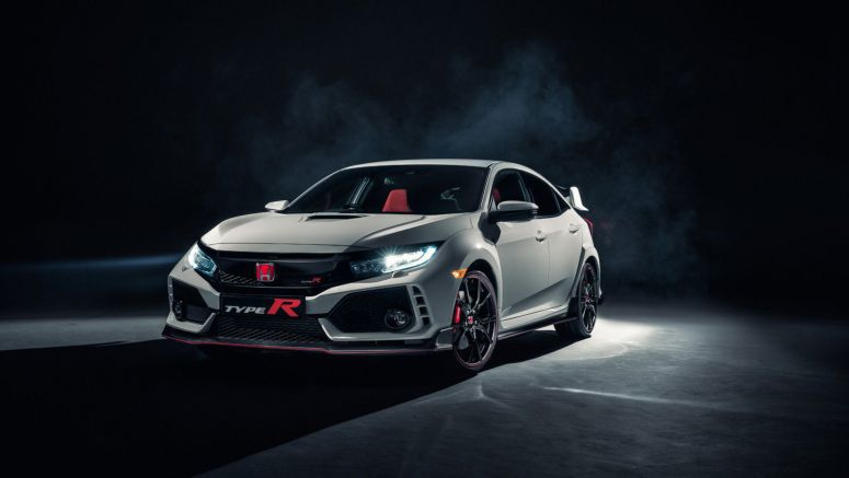 Expect a Cheaper, Base Model Honda Civic Type R to Join Lineup in 2018