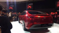 New Toyota Fun Concept Hints At China's Camry