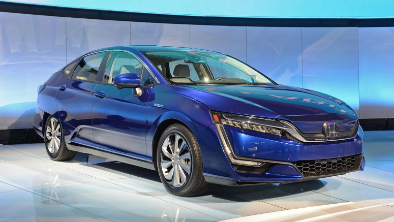 Honda rounds out Clarity series with Electric, Plug-In Hybrid models