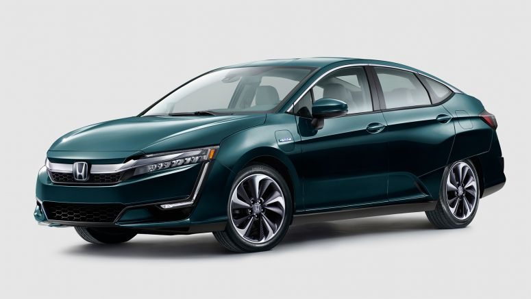 Honda Electrified! Clarity Plug-in Hybrid and Clarity Electric Unveiled at 2017 New York