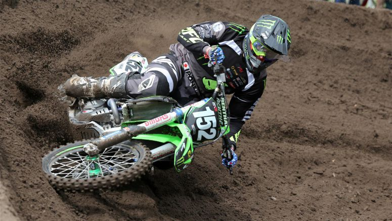 Kawasaki: Petar Petrov Eighth in the Netherlands