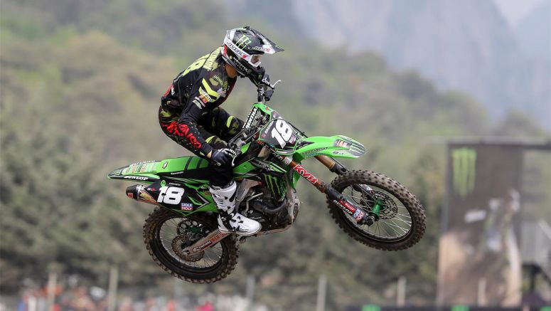 Kawasaki: Seva Brylyakov Seventh in Italy
