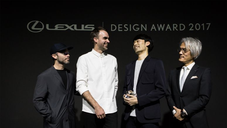 Pixel by Hiroto Yoshizoe Is the Grand Prix Winner of the 2017 Lexus Design Award