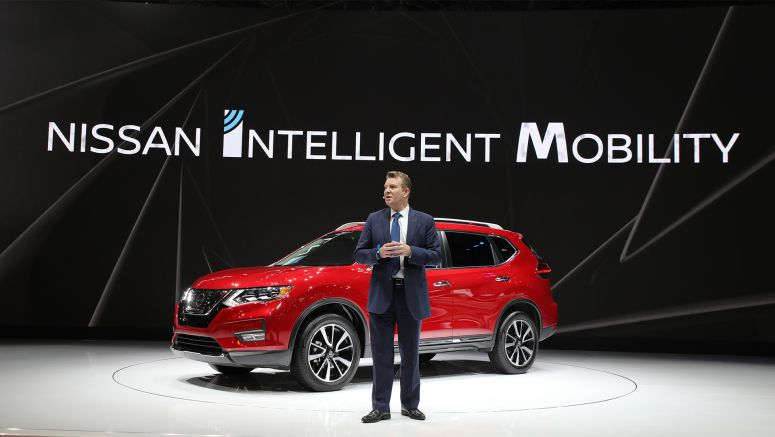 Nissan Rogue and Rogue Sport take over New York International Auto Show
