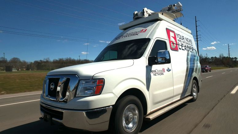 The NV of all other TV trucks: Nissan NV3500